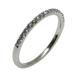 Gold Diamond Ring 0.22 CT. T.W. Model Number : 1667