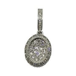 Gold Diamond Pendant 0.44 CT. T.W. Model Number : 1830