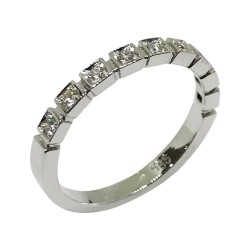 Gold Diamond Ring 0.14 CT. T.W. Model Number : 1840