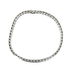 Gold Diamond Bracelet 0.72 CT. T.W. Model Number : 1898