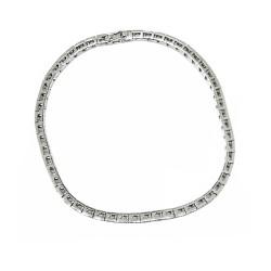 Gold Diamond Bracelet 1.08 CT. T.W. Model Number : 1899