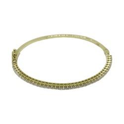 Gold Diamond Bracelet 1.64 CT. T.W. Model Number : 1906