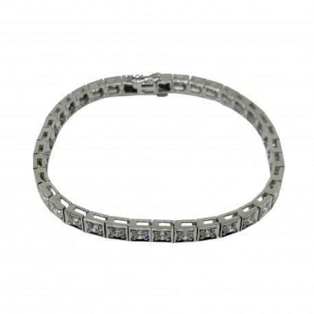 Gold Diamond Bracelet 4.06 CT. T.W. Model Number : 1955