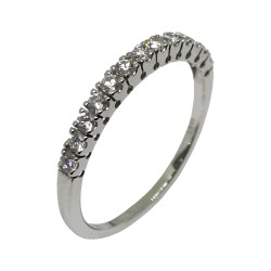 Gold Diamond Ring 0.27 CT. T.W. Model Number : 2032