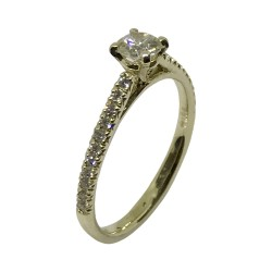 Gold Diamond Bracelet 1.13 CT. T.W. Model Number : 2144