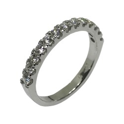 Gold Diamond Ring 0.49 CT. T.W. Model Number : 2172