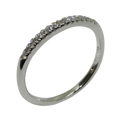Gold Diamond Ring 0.11 CT. T.W. Model Number : 2193