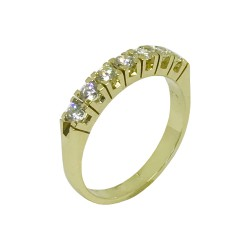 Gold Diamond Ring 0.51 CT. T.W. Model Number : 981