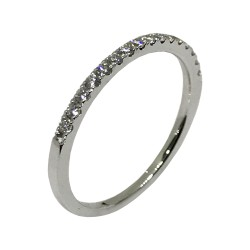 Gold Diamond Ring 0.2 CT. T.W. Model Number : 2349
