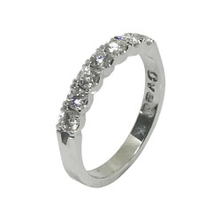 Gold Diamond Ring 0.57 CT. T.W. Model Number : 1099