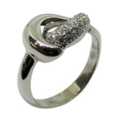 Gold Diamond Ring 0.42 CT. T.W. Model Number : 2472