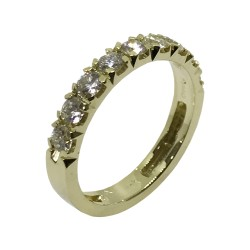 Gold Diamond Ring 0.82 CT. T.W. Model Number : 2537