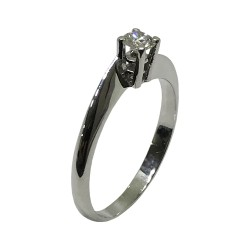 Gold Diamond Ring 0.21 CT. T.W. Model Number : 2796