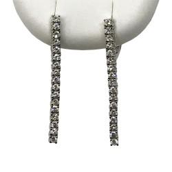 Gold Diamond EarRings 0.96 CT. T.W. Model Number : 2910