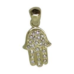 Gold Diamond Pendant 0.16 CT. T.W. Model Number : 2928