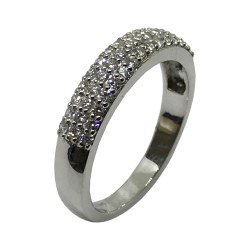 Gold Diamond Ring 0.46 CT. T.W. Model Number : 2938