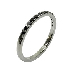 Gold Diamond Ring 0.22 CT. T.W. Model Number : 2960