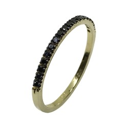 Gold Diamond Ring 0.19 CT. T.W. Model Number : 3007