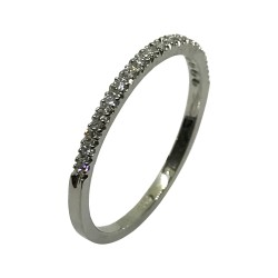 Gold Diamond Ring 0.17 CT. T.W. Model Number : 3009