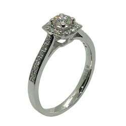 Gold Diamond Ring 0.56 CT. T.W. Model Number : 3370