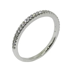 Gold Diamond Ring 0.21 CT. T.W. Model Number : 1295