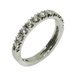 Gold Diamond Ring 0.44 CT. T.W. Model Number : 1364