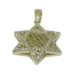 Gold Diamond Pendant 0.44 CT. T.W. Model Number : 1319