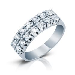 Keren - Gold Diamond Ring 1.03 CT. T.W.