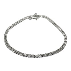 Gold Diamond Bracelet 1.63 CT. T.W. Model Number : 1199