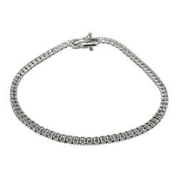Gold Diamond Bracelet 1.63 CT. T.W. Model Number : 1199