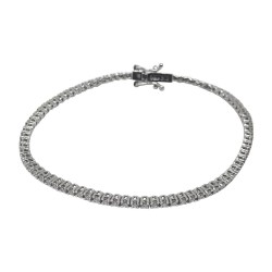 Gold Diamond Bracelet 1.63 CT. T.W. Model Number : 1198