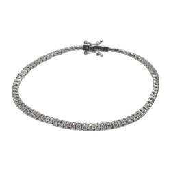 Gold Diamond Bracelet 1.63 CT. T.W. Model Number : 1198