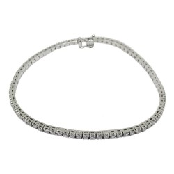 Gold Diamond Bracelet 2.15 CT. T.W. Model Number : 1003