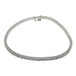 Gold Diamond Bracelet 2.15 CT. T.W. Model Number : 1003