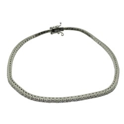 Gold Diamond Bracelet 1.3 CT. T.W. Model Number : 1616