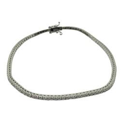 Gold Diamond Bracelet 1.3 CT. T.W. Model Number : 1616