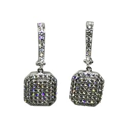 Gold Diamond EarRings 1.67 CT. T.W. Model Number : 1532