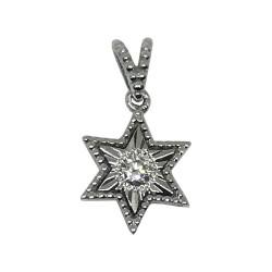 Gold Diamond Pendant 0.07 CT. T.W. Model Number : 1259