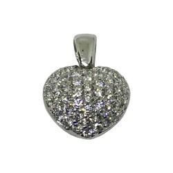 Gold Diamond Pendant 0.57 CT. T.W. Model Number : 1149