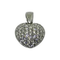 Gold Diamond Pendant 0.57 CT. T.W. Model Number : 1149