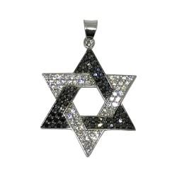 Gold Diamond Pendant 0.67 CT. T.W. Model Number : 1549