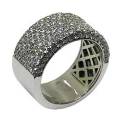Gold Diamond Ring 2.17 CT. T.W. Model Number : 1520