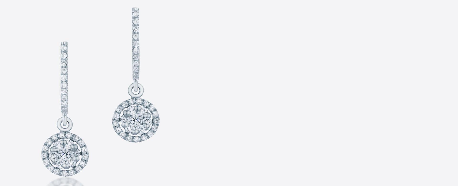 עגילים יוניברס תכשיטים